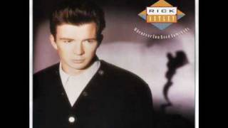 Rick Astley - Whenever You Need Somebody (Lonely Hearts Mix)