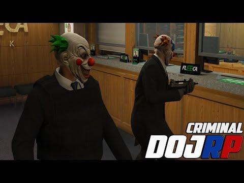 DOJ Criminal - Bank Robbery Getaway - EP.5