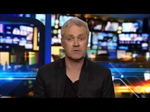 Julian Schiller has incorrect ideas about Islam, The Project, 17 July, 2014, Ten