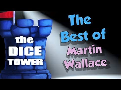 Best of Designers: Martin Wallace