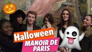 ✿ [Halloween] LA PEUR DE NOTRE VIE AU MANOIR DE PARIS ! ✿
