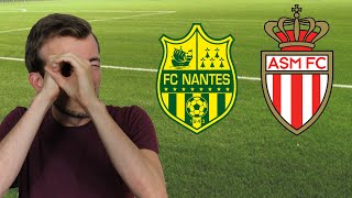 NANTES vs MONACO - LIGUE 1 - PARIS SPORTIFS