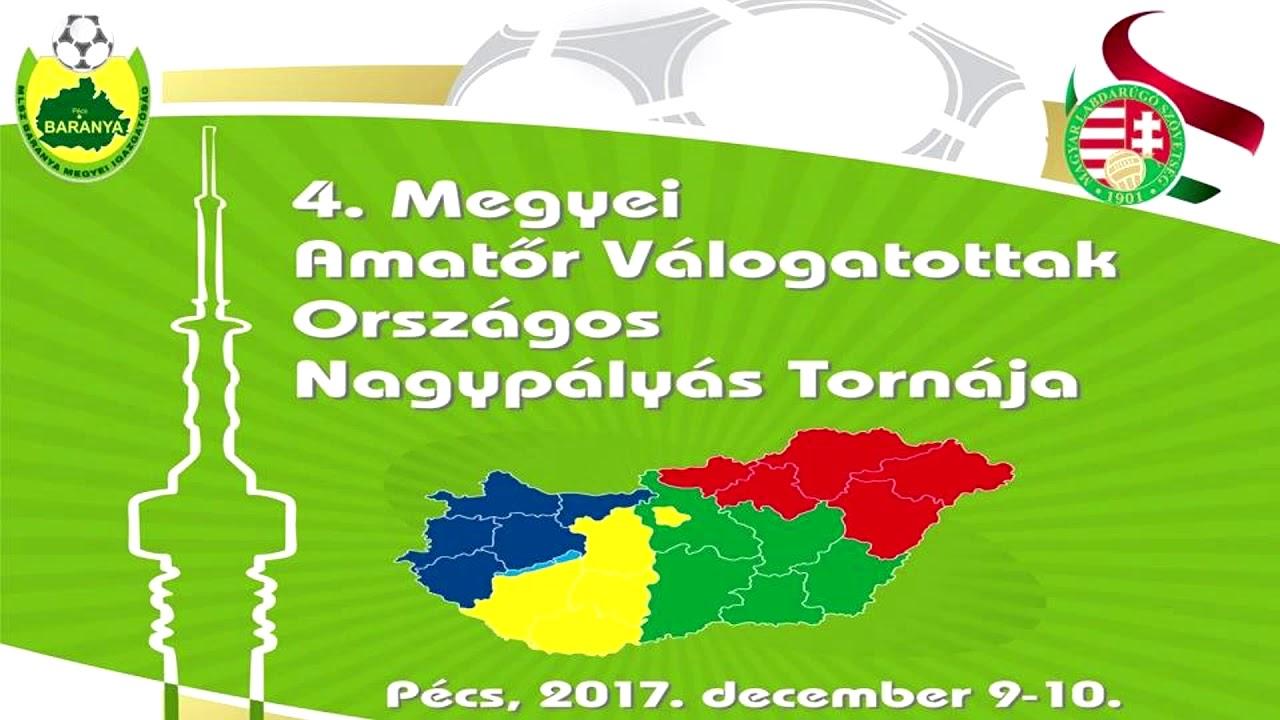 4. Megyei Amatőr Válogatottak Országos Nagypályás Torna - Döntő - 12.09.