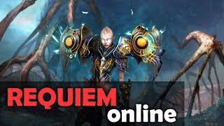 видео Новая бесплатная онлайн игра Requiem Online, обзор