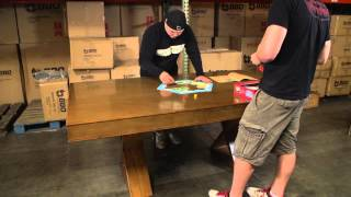 The Helmsley Dining Poker Table - Bbo Poker Tables