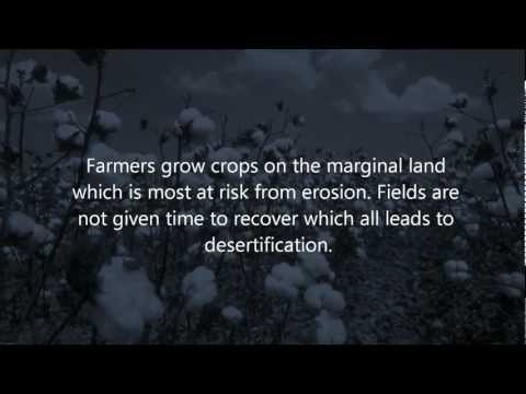[GCSE] Desertification - The Sahel