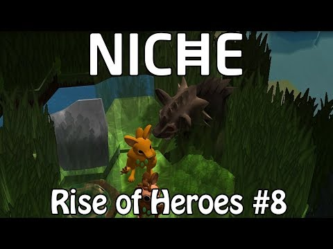 From Darkness Deep   Niche: Rise of Heroes #8