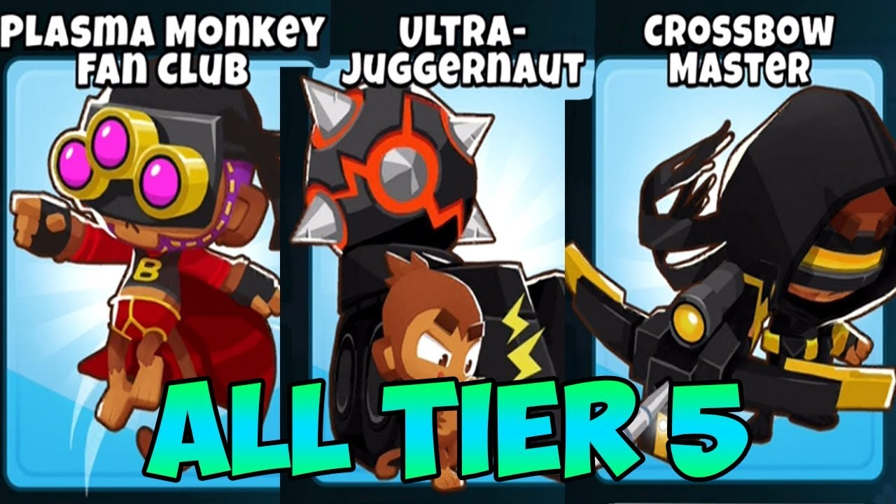 Btd6 hero tier list