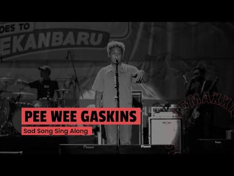 Pee Wee Gaskins - Sad Song Sing Along (Live at JakCloth 2017)