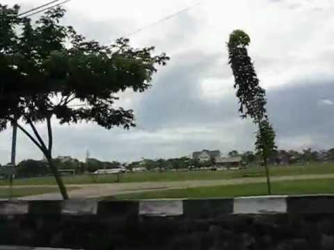 Bandar Aceh tsunami rescue field