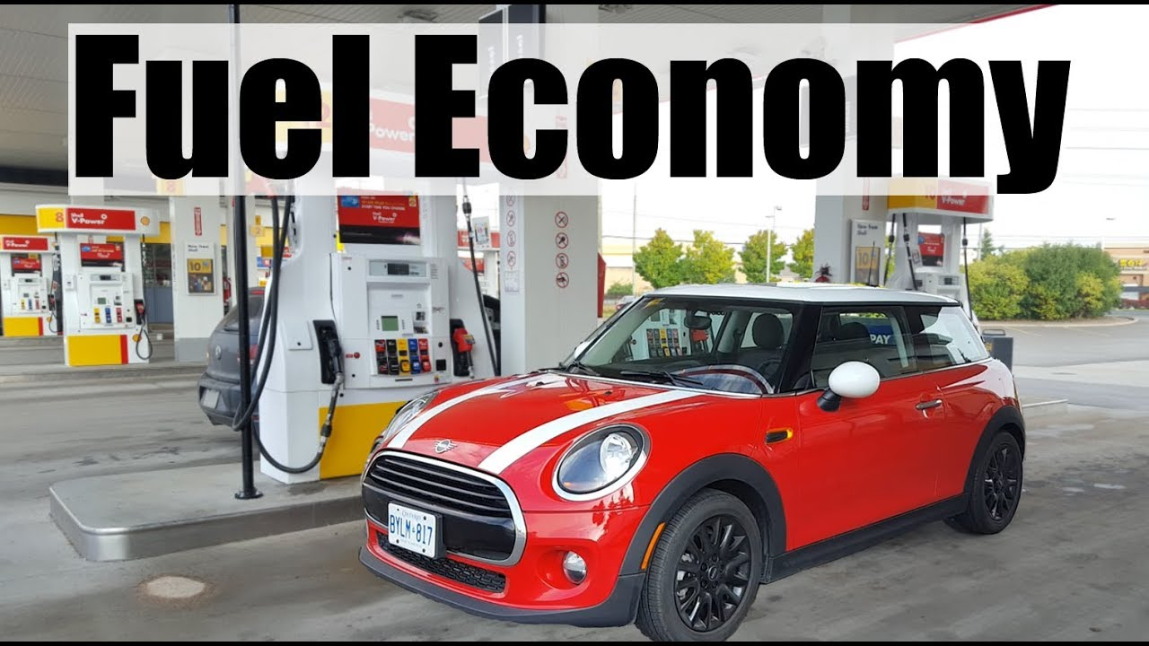 2019 Mini Cooper Fuel Economy Mpg Review Fill Up Costs