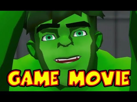 Marvel Super Hero Squad: Comic Combat All Cutscenes | Full Game Movie (PS3, X360, Wii)