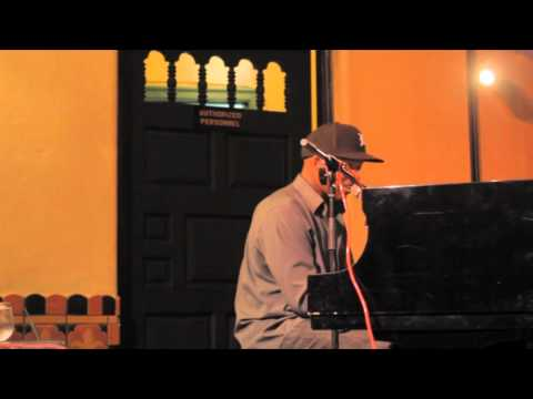 MJ Robinson- Jazz Cafe at Music Hall, Detroit, MI