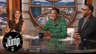 Scottie Pippen gives Tracy McGrady a hard time about Tim Duncan possibly joining him on the Orlando Magic, saying the duo would have needed Grant Hill to ...