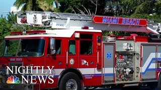 Miami Beach Fire Station 2 Is A Lifeline During Irma | NBC Nightly News