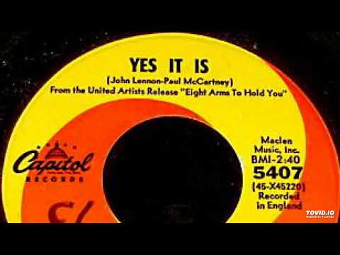 Yes it is - The Beatles