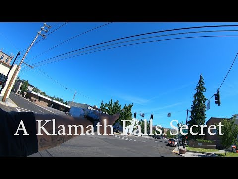 A Klamath Falls Secret