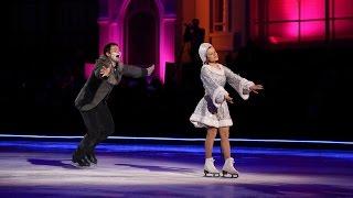 Звёзды фигурного катания в новогоднем шоу ЦСКА / Stars on Ice with Maria Petrova & Alexei Tikhonov