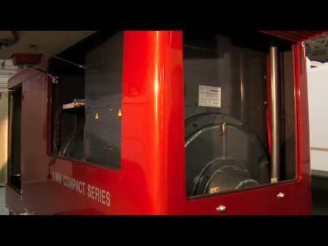 Turbine Marine 1MW Compact Series Generator