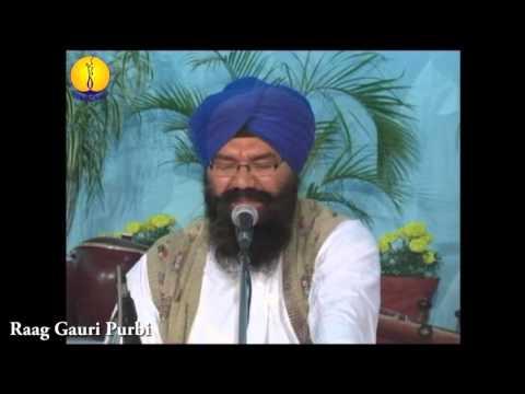 AGSS 2012 : Raag Gauri Purbi - Prof Kawardeep Singh ji