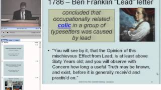 History and Uses of Lead and Lead Poisoning (Full Version) Caravanos