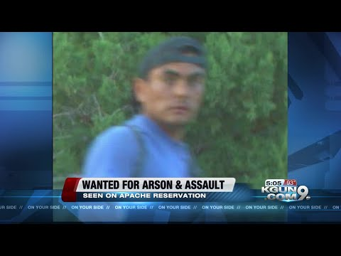 Man who opened fire on Arizona forest crew spotted on Apache Reservation