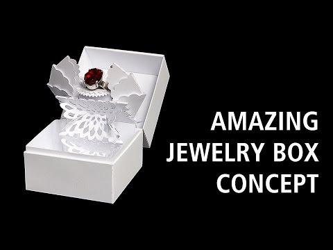 HIGHCON Pop up Jewelry box concept