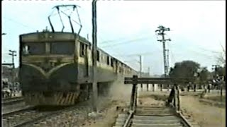 Pakistan Railways Electric Locomotives - a 1994 video archive of pakistanrail.com