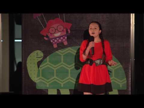 Height Isn't The Indicator F Beauty   Monica Grigoryan   TEDxKids@Yerevan