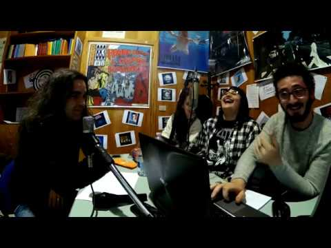 ESSENZA intervista - the Strangers on air (Radio Wau) 03.02.2017
