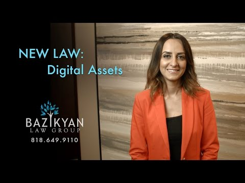 New California Digital Asset Law ? Glendale Wills & Trusts A
