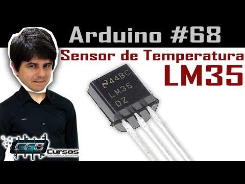 Sensor De Temperatura LM35 - Curso De Arduino #68