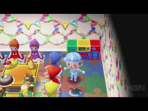 Animal Crossing: New Leaf - The Most Terrifying Animal Crossing Town