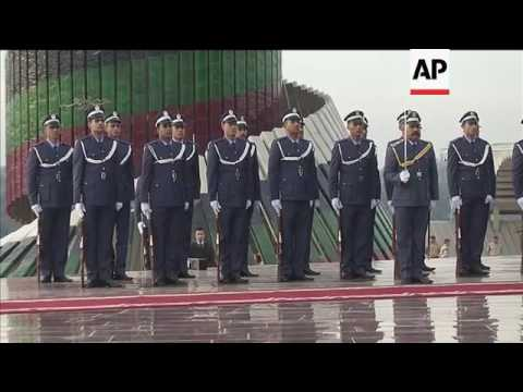 Army Day marked in Baghdad