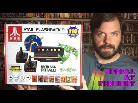 Atari Flashback 9: Pros and Cons
