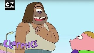 Clarence | Chad's Childhood | Cartoon Network