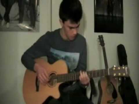 Blackbird Elliot Platt Beatles Cover