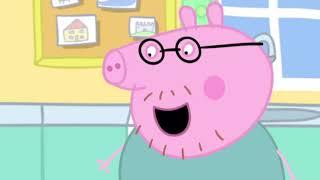 Свинка Пеппа Обучает Детей Английскому, Эпизод S01E01, Супер Система, Ставьте Детям, 1000+ фраз,