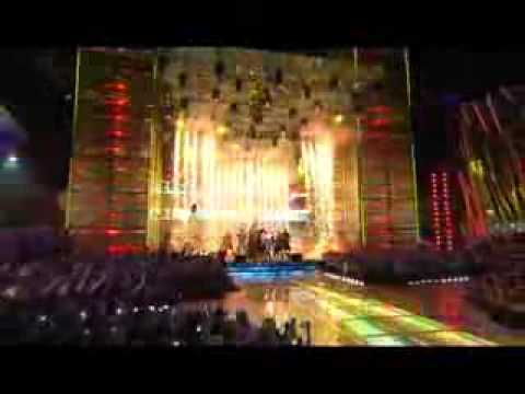 Lady Gaga Bra Explodes With Fire At The MuchMusic Awards On June 21, 2009