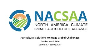 Solutions from the Land: Ag Solutions to Global Mega-Challenges (NACSAA Update 6/9/2020)