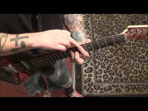 Collective Soul - Gel - Guitar Lesson by Mike Gross - How To Play - Tutorial
