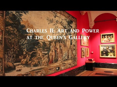 Exhibition Review – Charles II: Art and Power at the Queen's Gallery