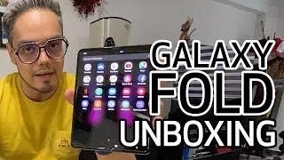 Unboxing: Galaxy Fold ¿El futuro de los smartphones?