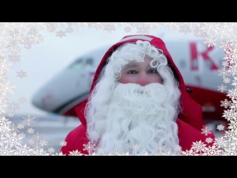 Moscow Domodedovo Airport wishes you Happy Holidays