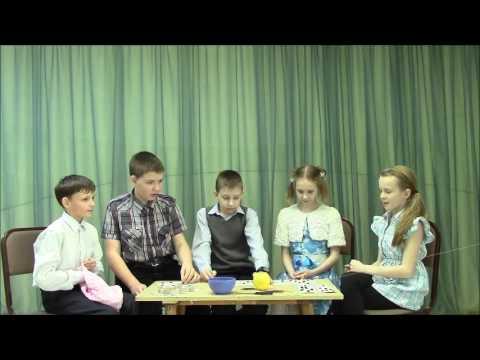 Страна читающая — «5 Б класс» представляет буктрейлер к произведению «Детвора» А. П. Чехова