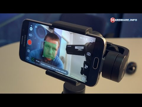 DJI Osmo Mobile smartphone gimbal review - Hardware.Info TV (4K UHD)