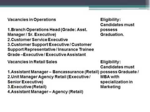 State Bank of India SBI General Insurance Various Jobs 2013
