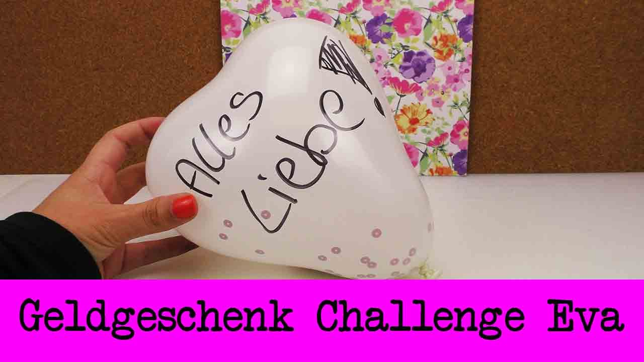 diy inspiration challenge 29 geldgeschenk evas challenge tutorial do it yourself youtube. Black Bedroom Furniture Sets. Home Design Ideas