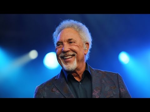 Tom Jones  Kiss   at Eden Sessions 2016