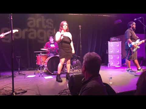 BEFORE MARCH at the Arts Garage, Delray Beach, Florida 3.13.18